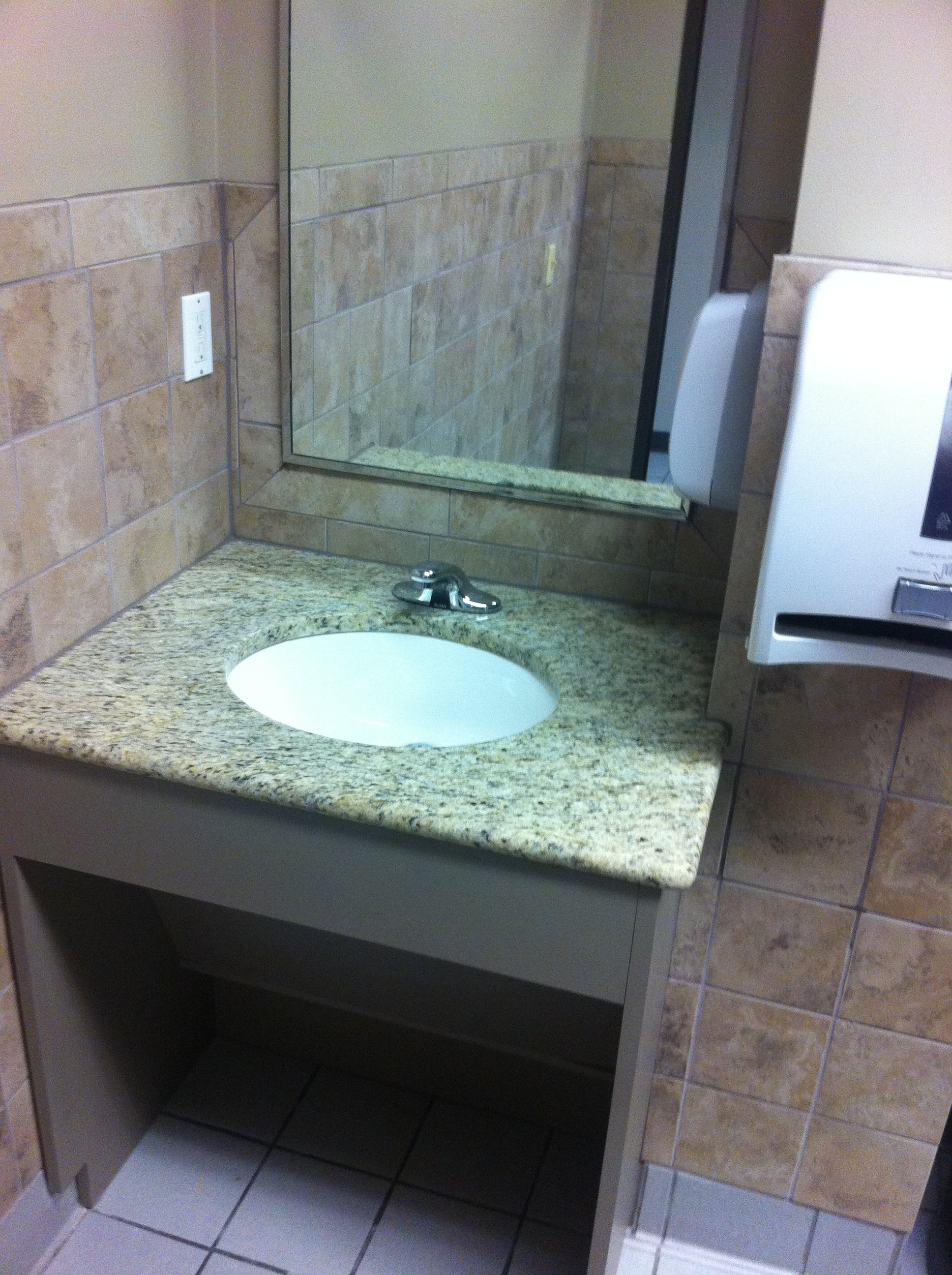 Commercial Bathroom Remodeling In Austin Texas