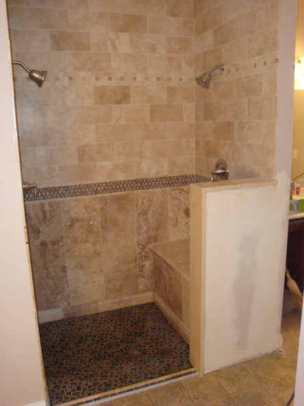 Handicap home modifications in austin texas for Handicap baths