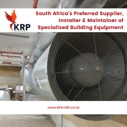 KRP Completed a Job  Investec  Smoke Extraction  LI