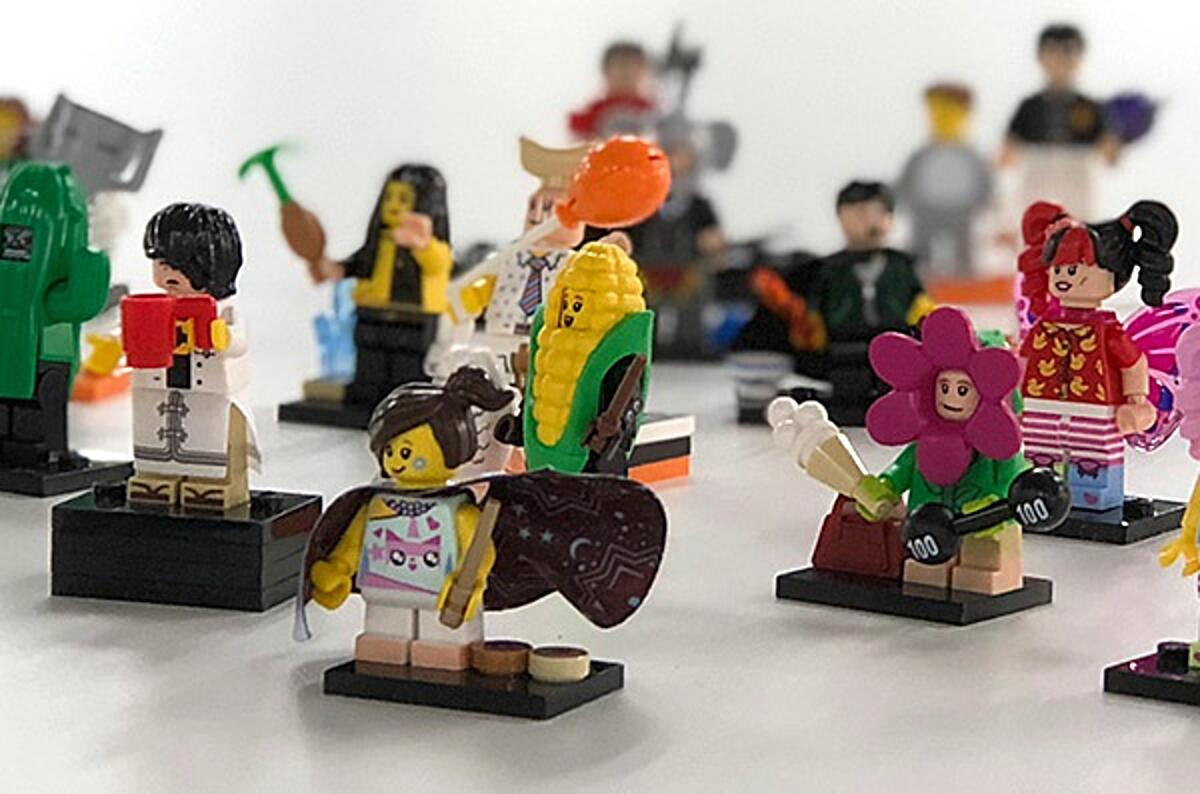 Click the photo of Boost team Lego minifigs to learn how finding your purpose helps you get where you want to be.