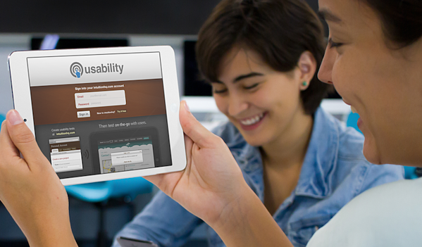 Click the photo of people using the IntuitionHQ iPad app to read the case study.