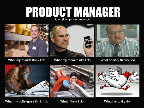 Click the Product Manager meme to read the Product Coalition post. Meme from www.onedesk.com/product-manager-meme/