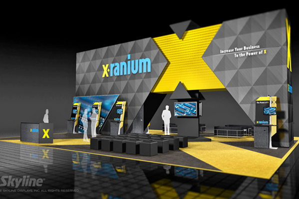 Exhibition Booth Inspiration : Booth designs inspiration xranium