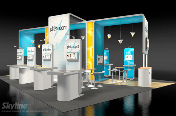 Booth Designs Inspiration Phisodent