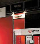 fabric booth Avnet