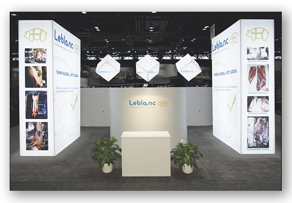 Trade Show Booth Design Ideas: Dazzle With Light!