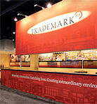 Trademark custom booth