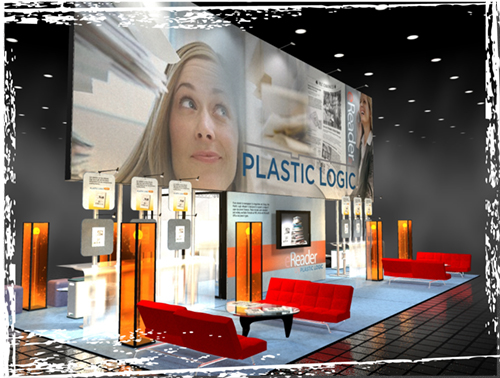 Trade show booth design: The space inside your space