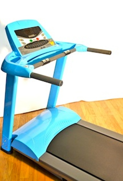 This treadmill is a favoritewith children and parents! (8+). This unit comes with all the bells and whistles to help motivate children to be active and fit. Safety side handrails and a children's computer readout are standard.The 2.5HP motor and extra wide running belt make this treadmill great for adults too! (up to 225lbs.)L=78