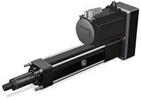 RSX Extreme Force Hydraulic Class Electric Actuator