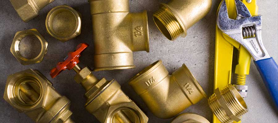 Get Better Connection with Red Hed Flare Coupling Adapters for Meters