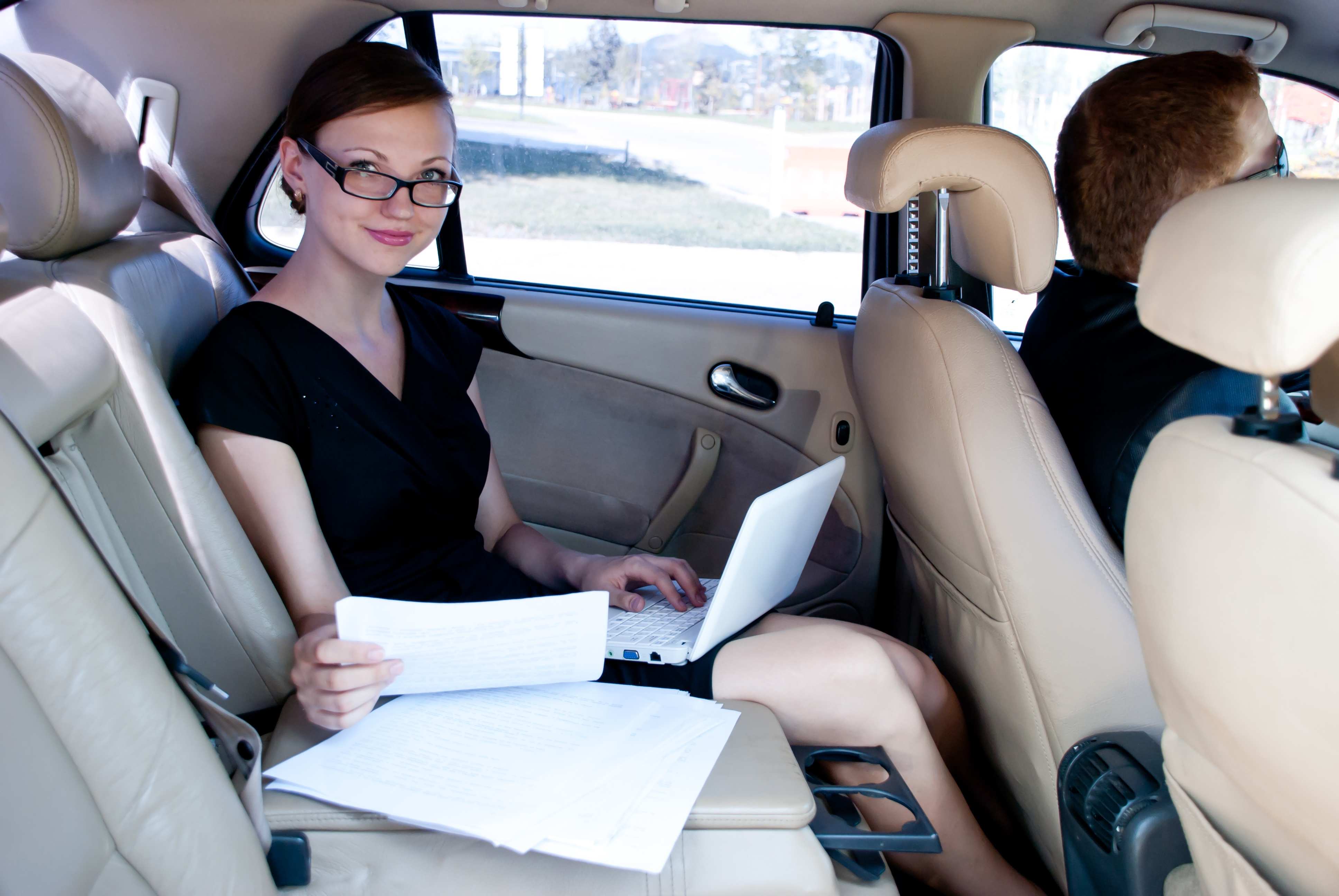 Corporate Sedan Service offers professional rides that allow you to do what you do best