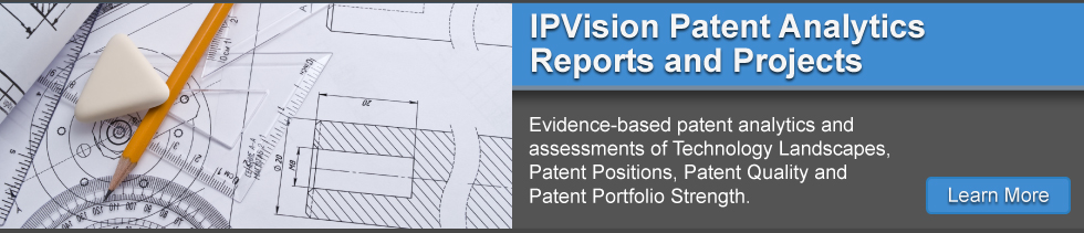Patent Analytics Reports & Projects