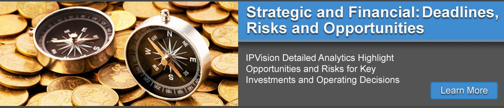 Strategic & Financial risks and opportunities