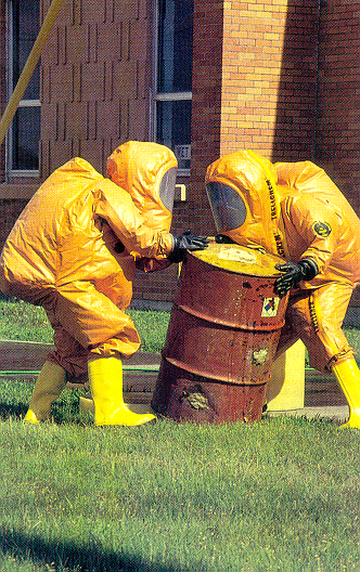 Emergency Response Exercises and HAZWOPER Training