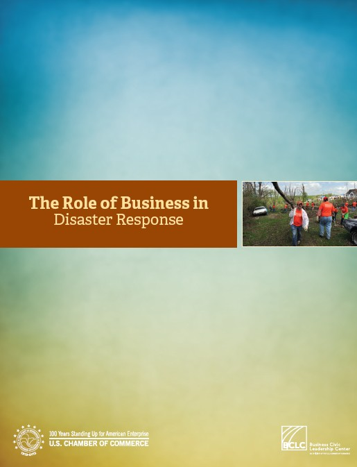 Role of Business in Disaster Response resized 600