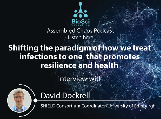 Shifting the paradigm of how we treat infections to one that promotes resilience and health.
