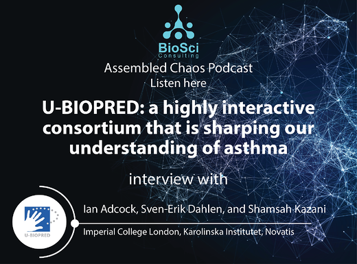 Interview image U-BIOPRED