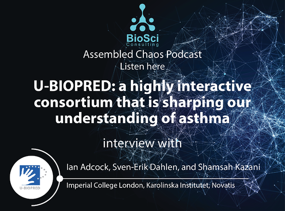 U-BIOPRED: a highly interactive consortium that is shaping our understanding of asthma