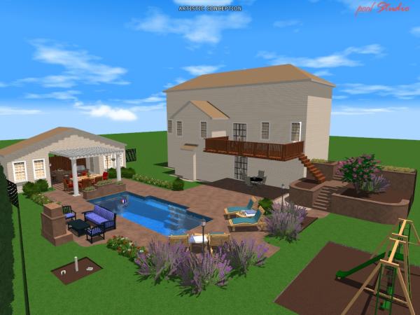 blog backyard vacation