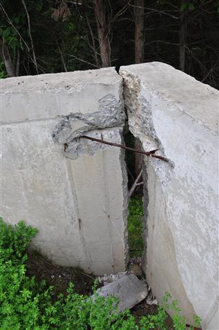 Insights as to why retaining walls fail part 2 for Cost of poured concrete walls