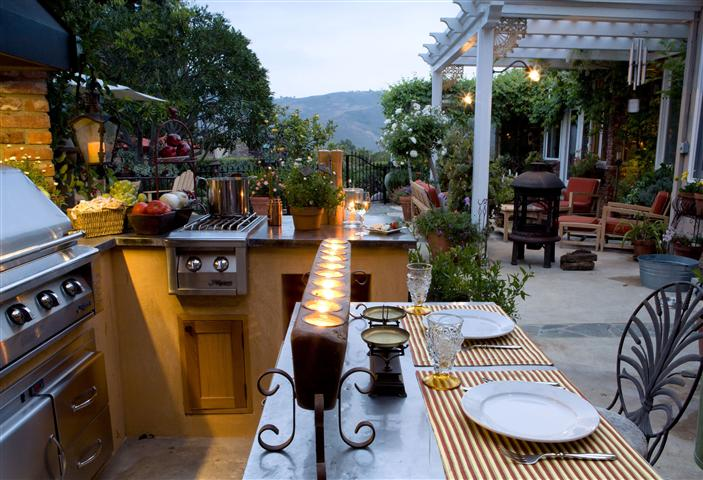 Greek Backyard Designs elevating home luxury to the next level 6 ideas to bring your dream backyard to Garden Design With Bring The Indoors Outside By Adding An Outdoor Kitchen With Backyards Designs