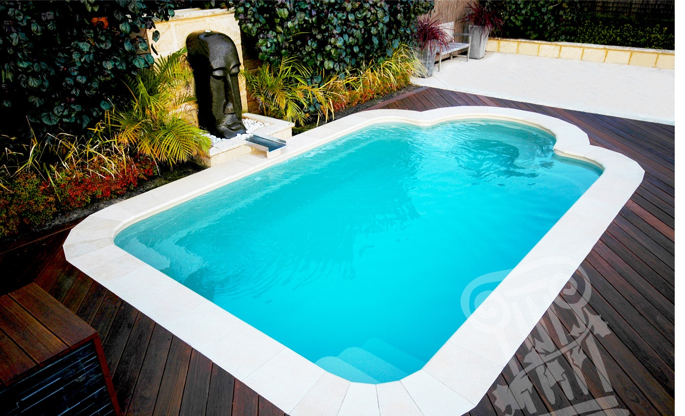 Elegance 27 by leisure for Pool showrooms
