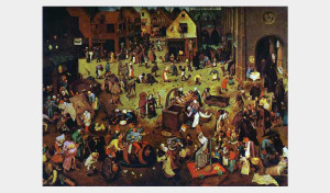 Bruegel Painting In Vienna Spurs Argument Over Allegations Of Nazi