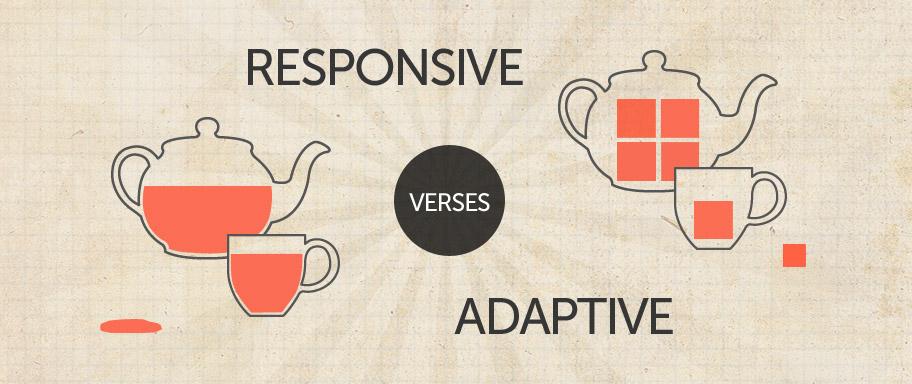 Responsive vs Adaptive Web Design: how to choose
