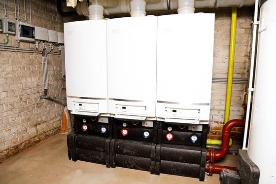 cascade boiler system_