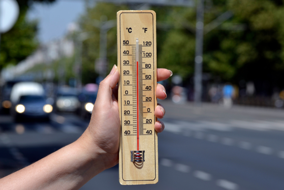 hot weather on your building HVAC