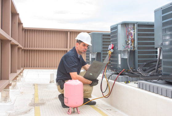 what is typical hvac maintenance