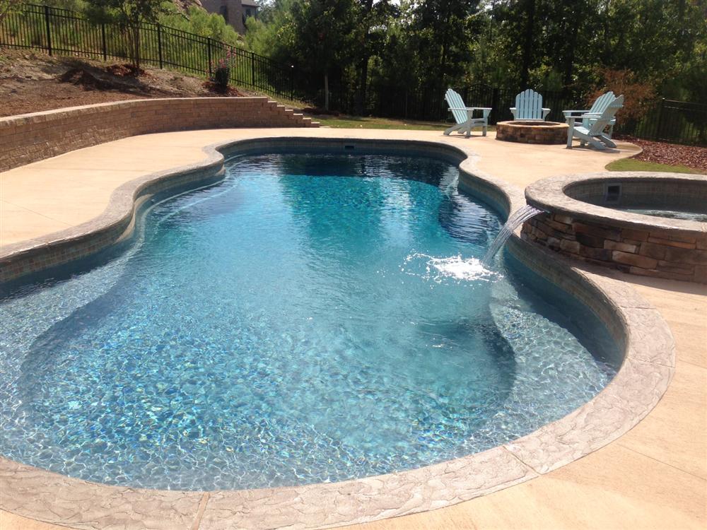 Earl S Pools Al Fiberglass Pool Sales Service