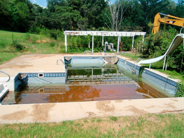 Can You Install A Fiberglass Pool Inside An Existing Pool