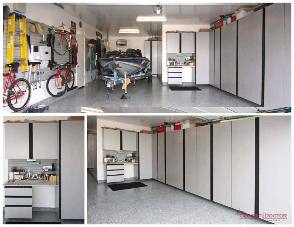 Where To Start With Garage Organization