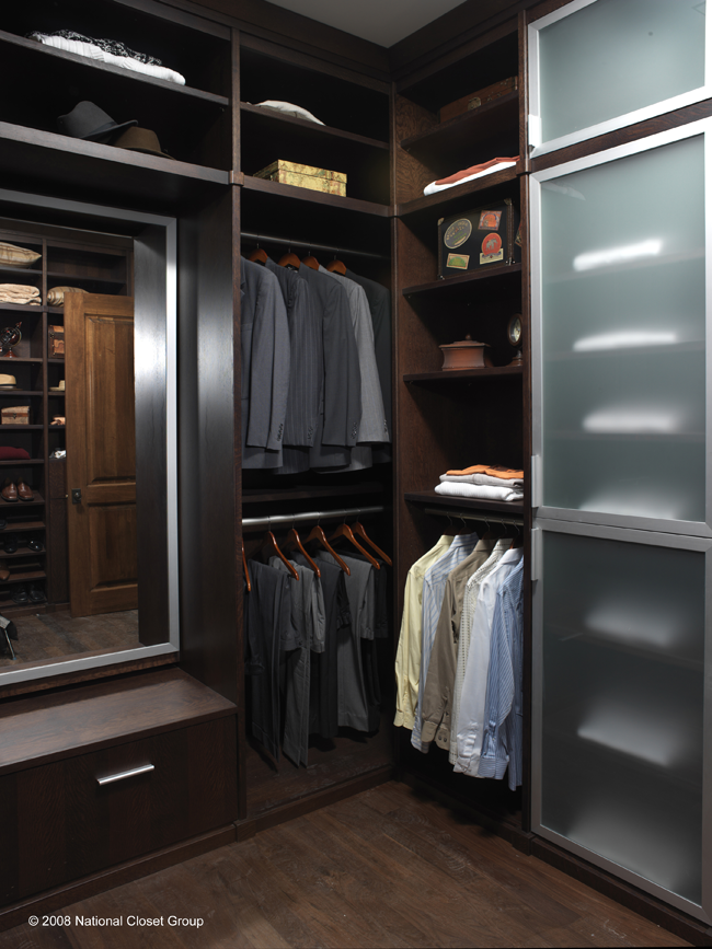 ... Luxury Closets   The Closet Doctor ...
