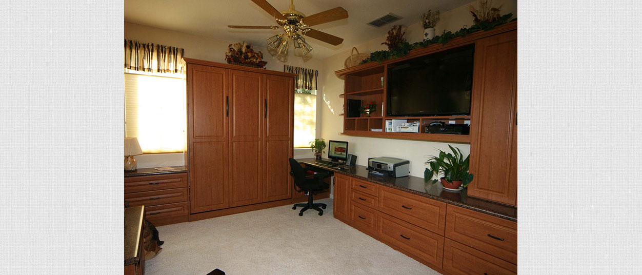 Custom Home Offices Amp Organization Systems The Closet Doctor