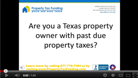 property tax loans