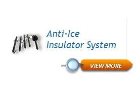 Anti-Ice Insulator System