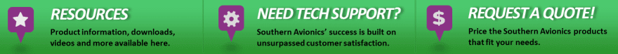 Southern Avionics - the leading manufacturer of navigational transmitters