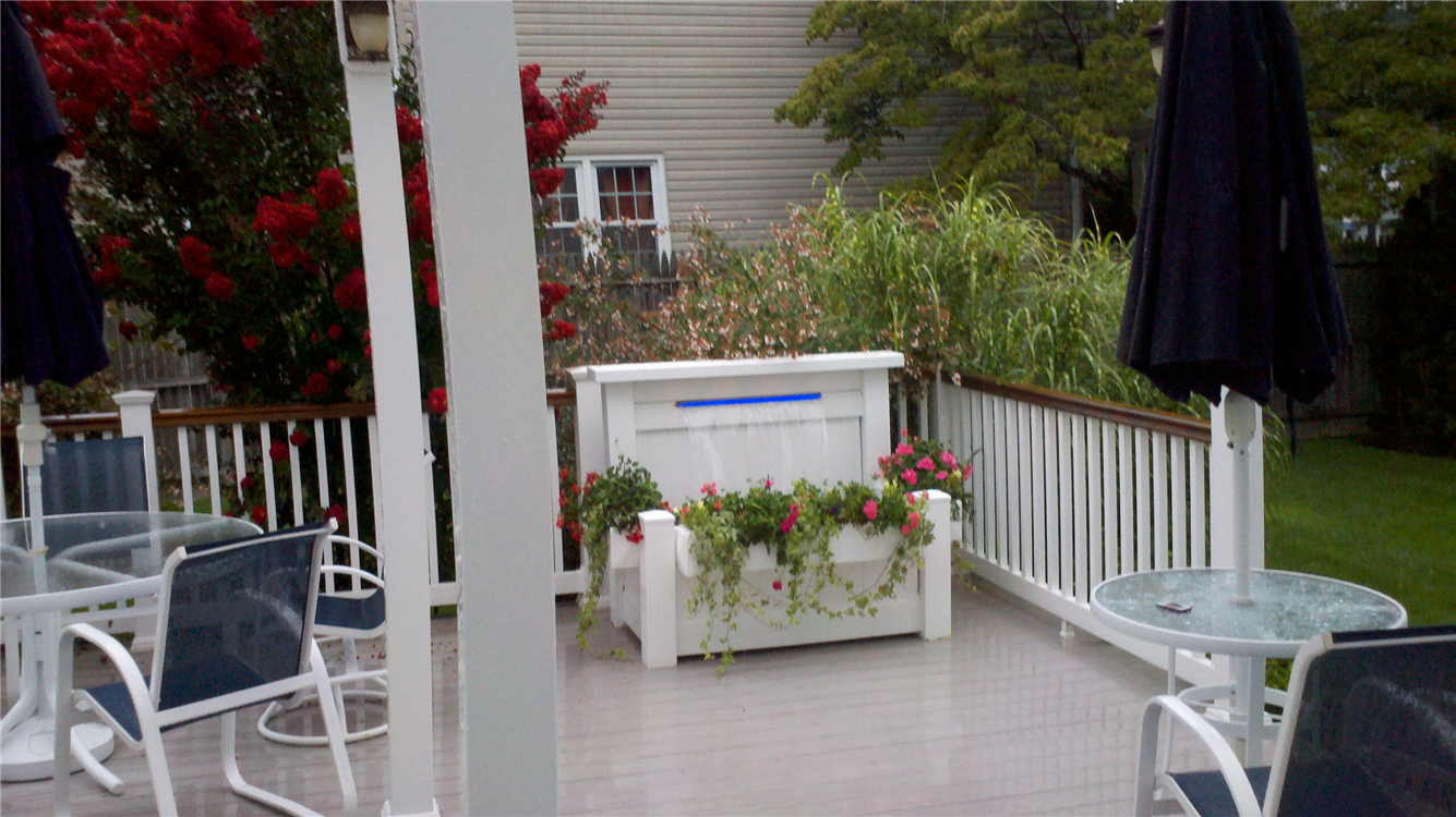 ... We Have Addressed Weight, Ease Of The Plug N Play Installation And  Versatility · The Patio Waterfall ...