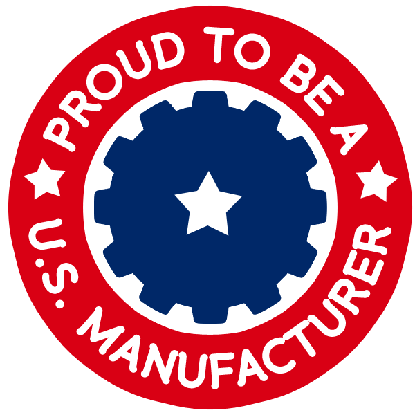 proud to be a US manufacturer