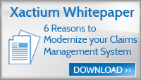 6 Reasons to Modernize your Claims Management whitepaper