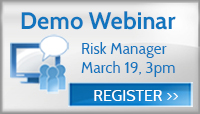 Risk Manager demo webinar