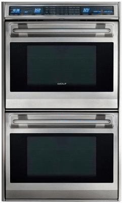 Wolf Vs Thermador 30 Inch Double Wall Ovens Reviews Ratings Prices