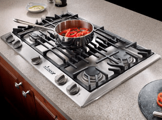 Wolf Vs Thermador Vs Dacor Vs Viking Gas Cooktops