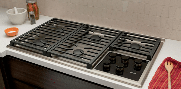 Superior Viking Gas Cooktops (Reviews / Ratings / Prices)