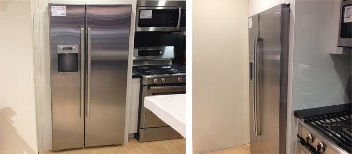 Best Shallow Regular French Door Refrigerators