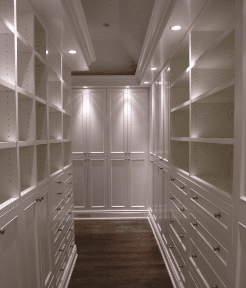 How to light a closet reviews for Master bedroom with ensuite and walk in wardrobe