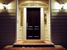 Front Door Lighting
